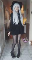 Anime cosplay Girl