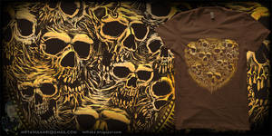 Heart-shaped Skulls