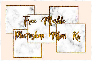 Free Marble Photoshop Mini Kit by toxiclolley88
