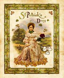 St. Patrick's Day Card by JinxMim