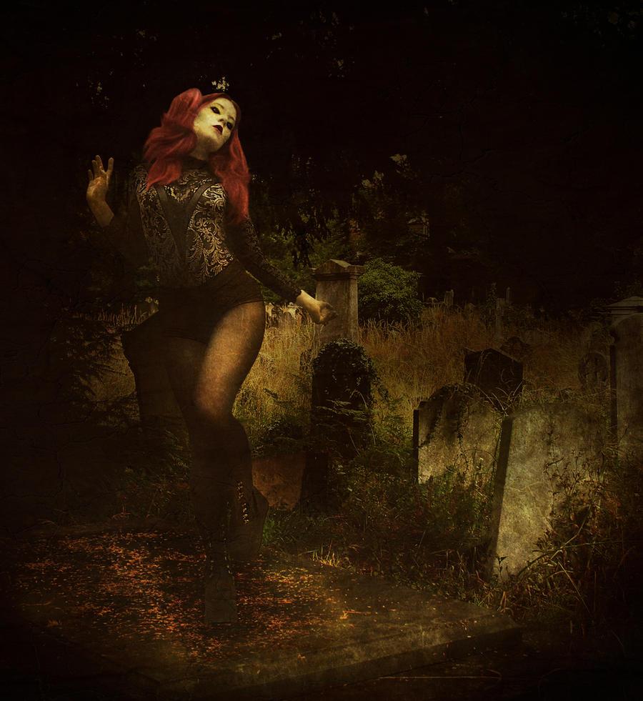 Gravedancer by JinxMim