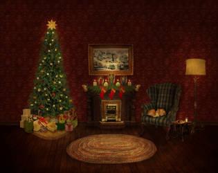 Christmas Eve by JinxMim
