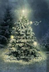 Fairy Tree by JinxMim