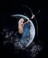 Artemis by JinxMim