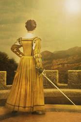 Isabella of Castile by JinxMim