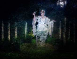 Sorceress by JinxMim