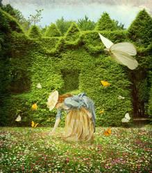Flower Garden by JinxMim