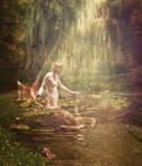 The Mermaid's Mirror II