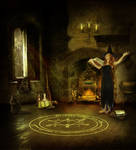 The Witch's Workroom