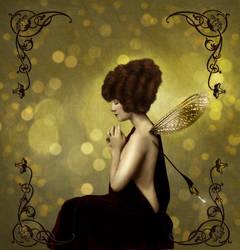 Vintage Fairy by JinxMim