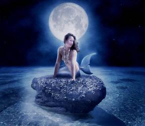 Blue Moon by JinxMim