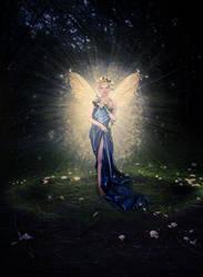 Fairy Light by JinxMim