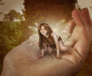 A Fairy in the Hand