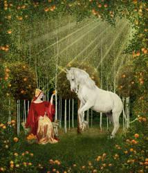 The Unicorn by JinxMim