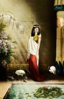 Cleopatra by JinxMim