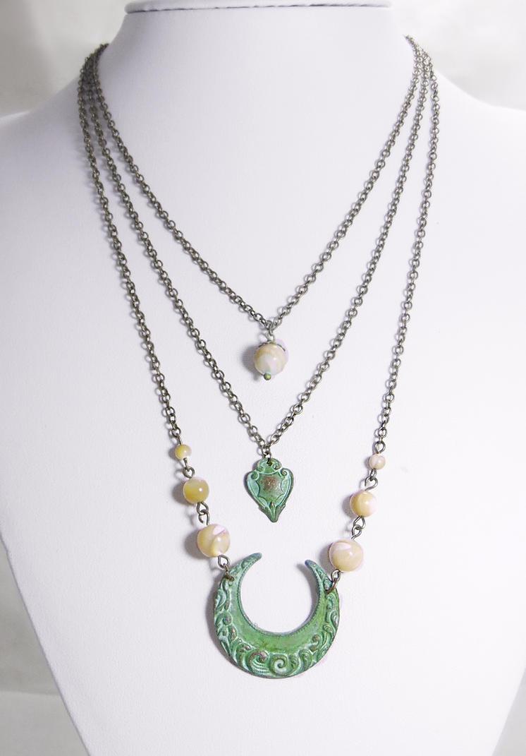 art deco ocean themed necklaces by jinxmim on deviantart. Black Bedroom Furniture Sets. Home Design Ideas