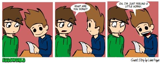 EddsWorld Fan Comic by Mr-Page