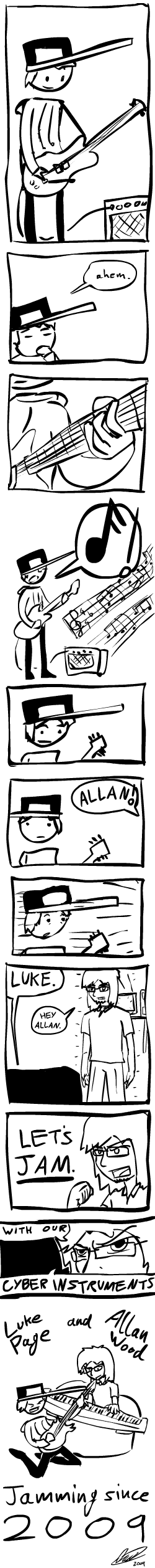 Allan Guest Comic by Mr-Page