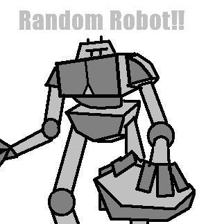 Random Robot by Mr-Page