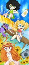 CE- Summer by meimeix