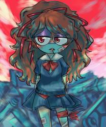 Berserk by meimeix