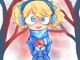 Valentine Bubbles by meimeix