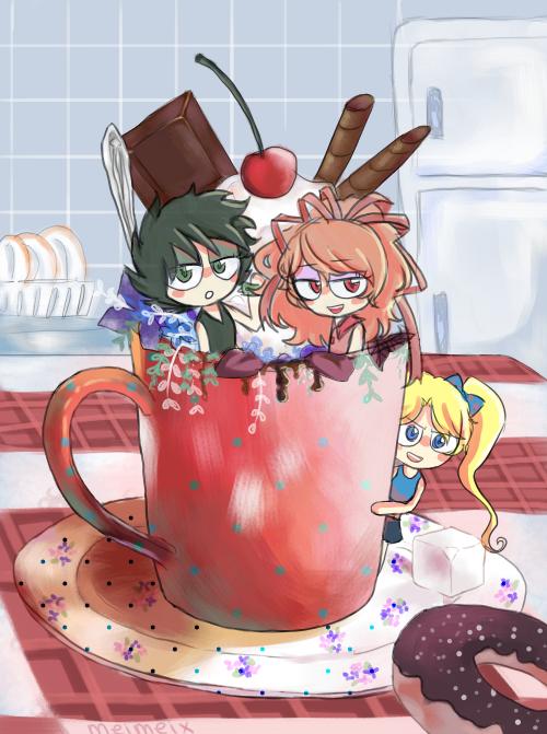 Mug by meimeix