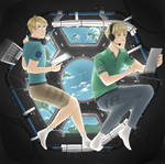 Space Researcher USUK