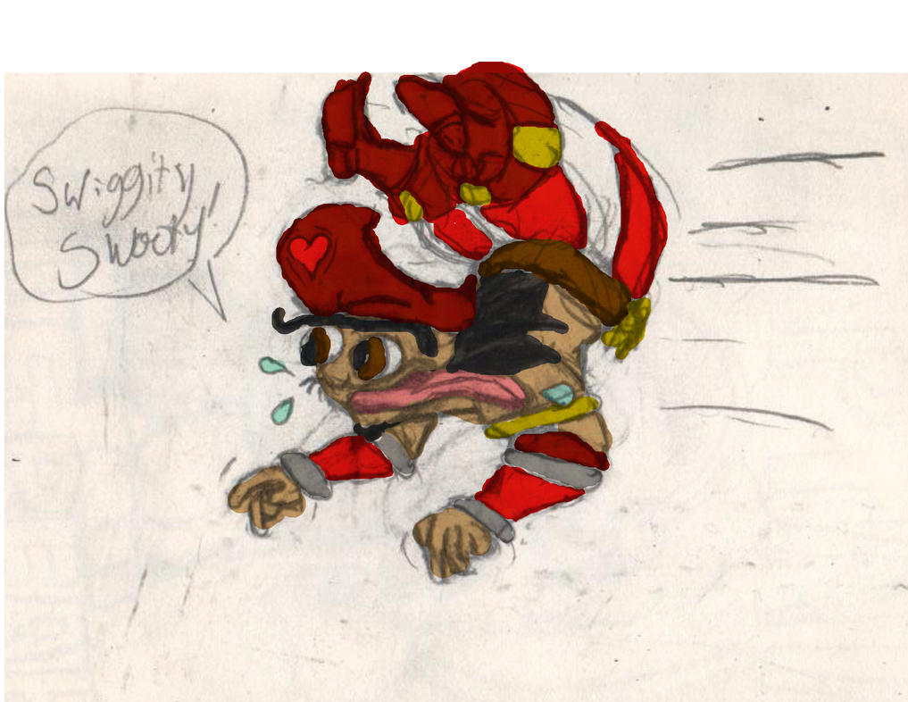 Swiggity Swooty by J3V1L