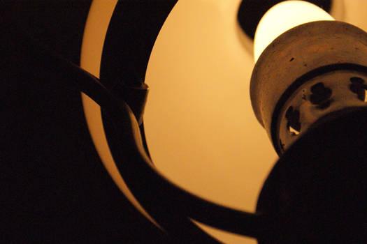 old lamp II