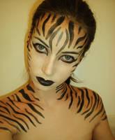I'm a TIGER by starbuxx
