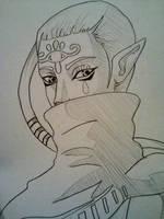 Impa Sketch by starbuxx