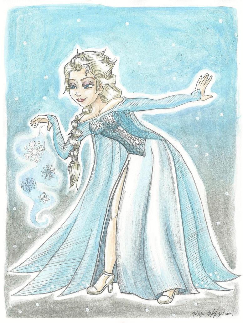 Elsa by starbuxx