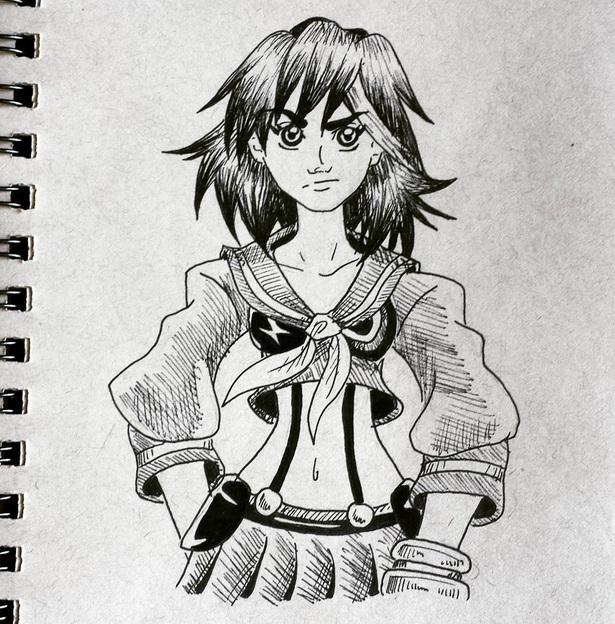 Ryuko by starbuxx