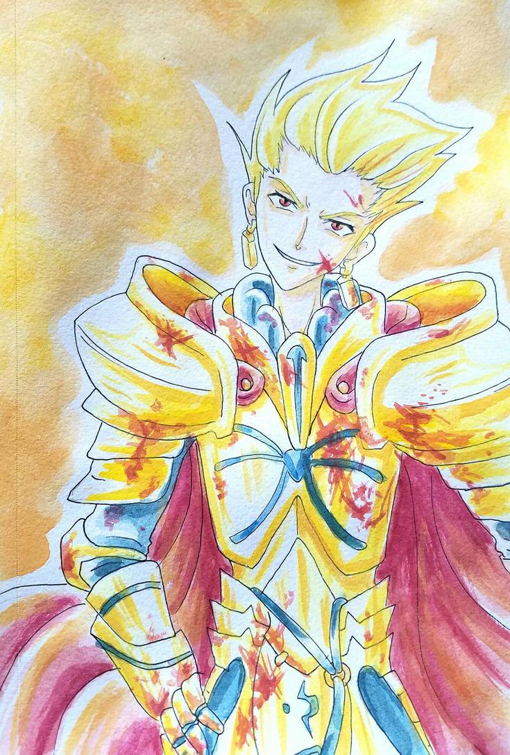 Gilgamesh - Victor by starbuxx