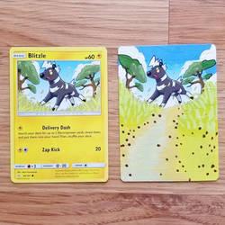 Pokemon Card - Blitzle