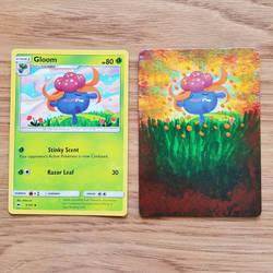 Pokemon Card - Gloom