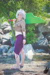 Beach Riven - League of Legends by MandaCowled