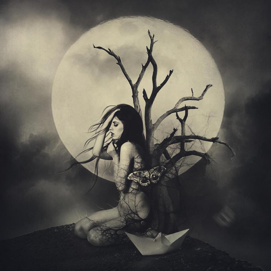 Dark Mood by LanaTustich