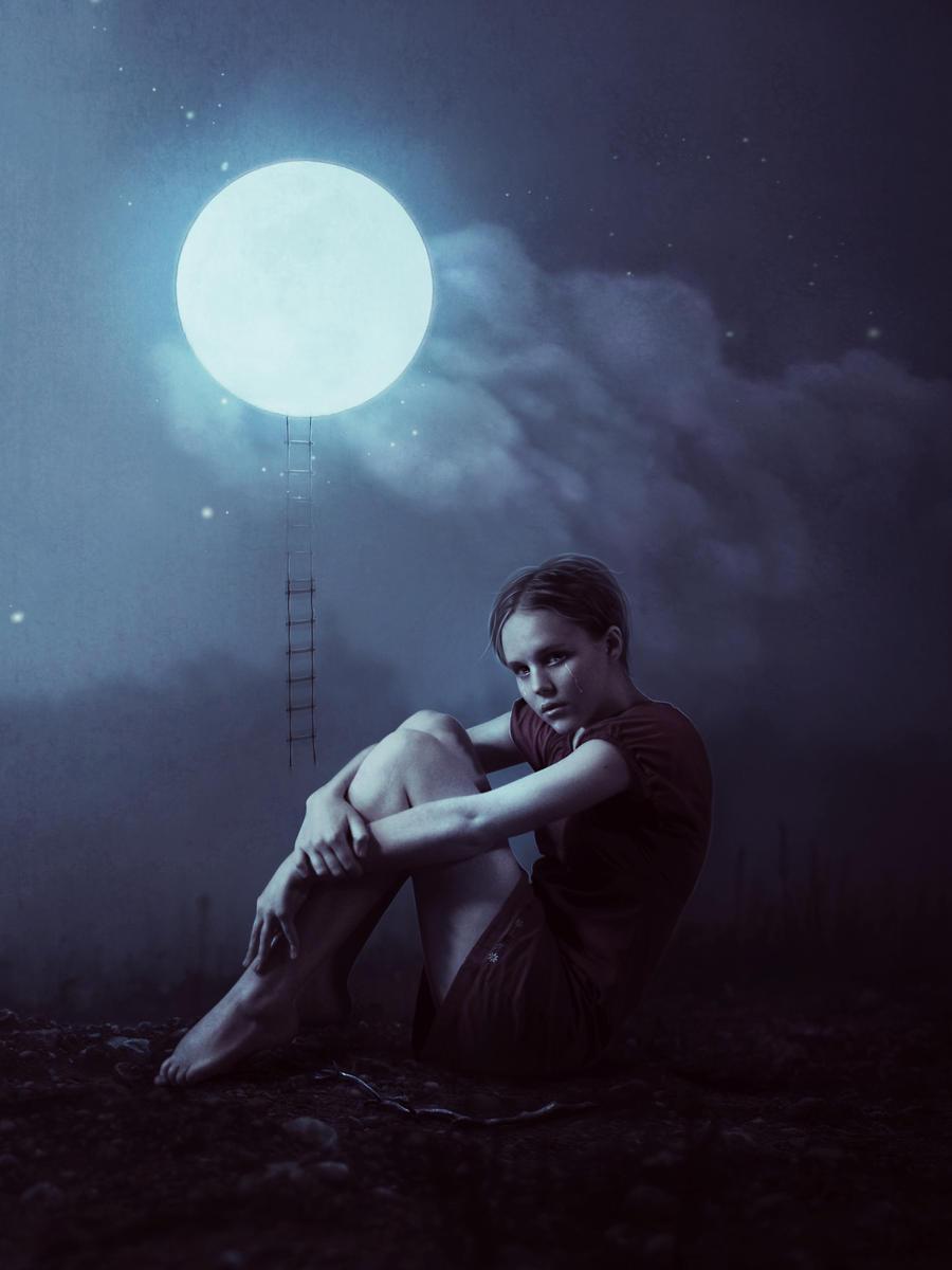 Strange Girl by LanaTustich