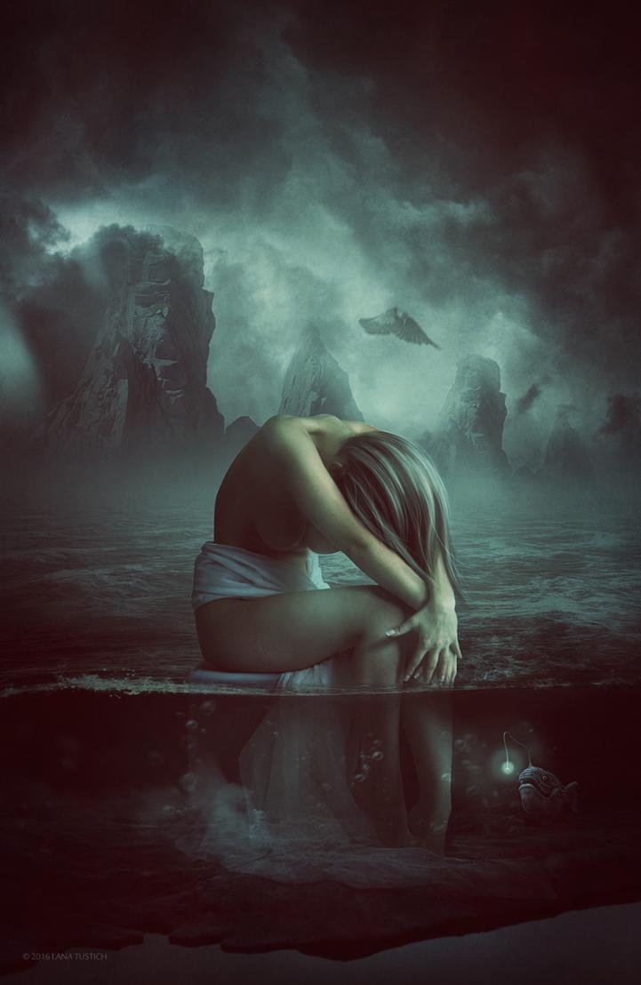 Dark Water by LanaTustich