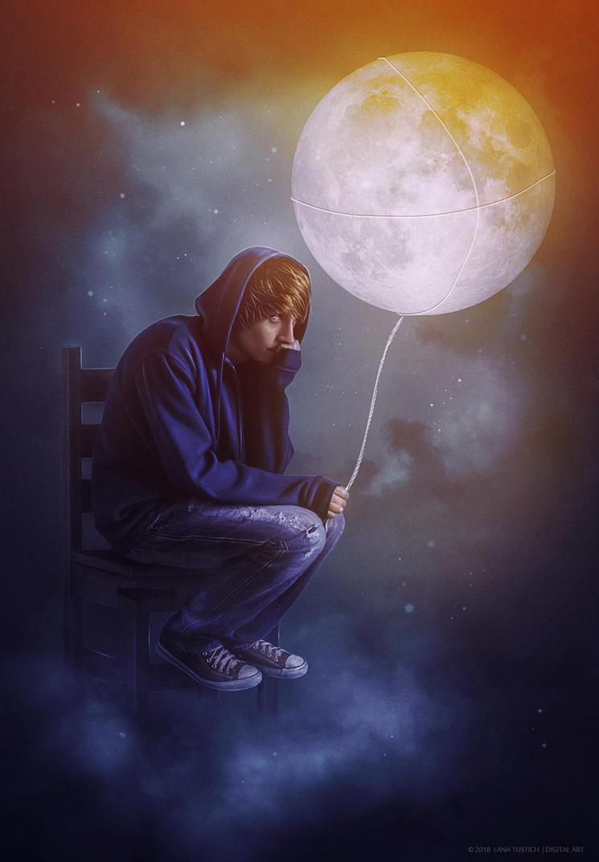 Dreamy Boy by LanaTustich