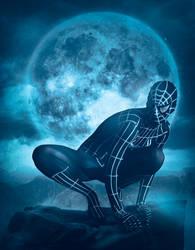 SPIDER-MAN by LanaTustich