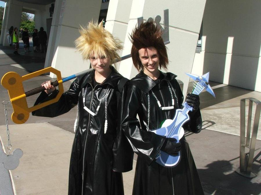 Kingdom hearts demyx cosplay
