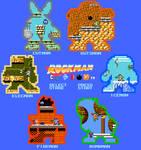 Megaman 1 Wallpaper