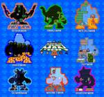 Megaman 3 Wallpaper