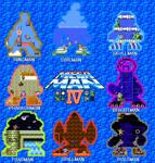 Megaman 4 Wallpaper