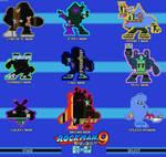 Megaman 9 Wallpaper