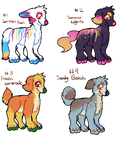 Summer Doggos| Auction [CLOSED]