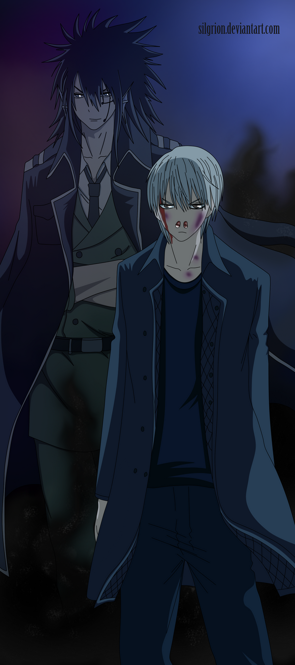 Beelzebub 204 (Furuichi and Hecadoth) by Silgrion